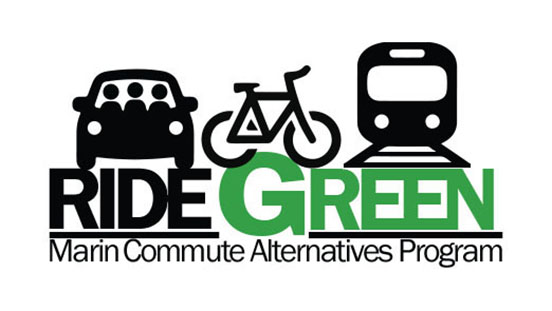 Ride Green - Marin Commute Alternatives Program