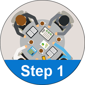 Step 1 - Plan and Prepare